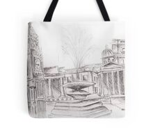 London tourist spots Tote Bag