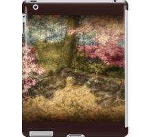 A Walk In The Mystical Woods - Infrared Series iPad Case/Skin