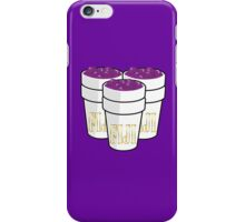 Lean  iPhone Case/Skin