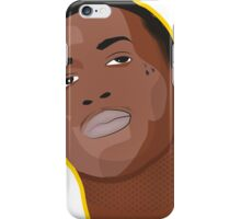 Yellow trapper iPhone Case/Skin