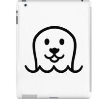 Comic seal iPad Case/Skin