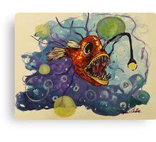 Angler Canvas Print