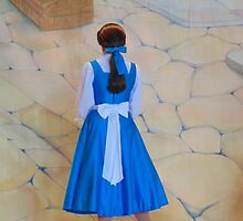 Belle Beauty and the Beast- Hollywood Studios by caileystavern