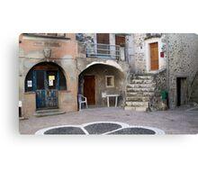 Place Du Four Canvas Print