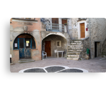 Place Du Four Canvas Print
