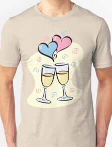 A Toast to Love T-Shirt
