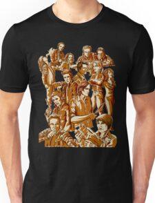 SPN Heroes and villains Unisex T-Shirt