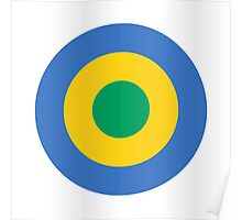 Gabon Air Force - Roundel Poster