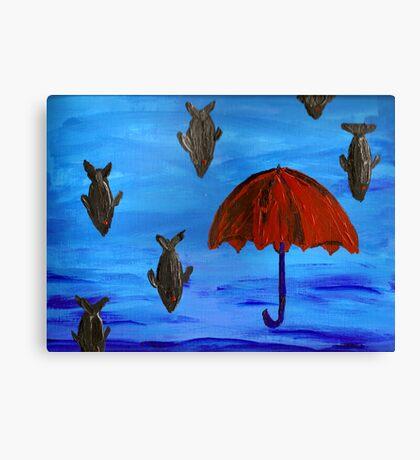 kafka on the shore #1 Canvas Print