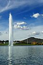 Captain Cook Memorial Water Jet by Darren Stones