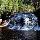 Henderson Falls by Kathleen Daley