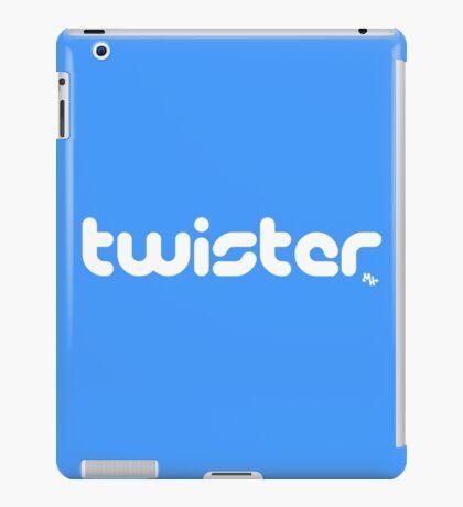 Twister BJJ iPad Case/Skin