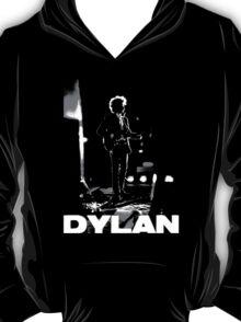 dylan on black T-Shirt