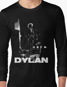 dylan on black Long Sleeve T-Shirt