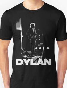 dylan on black Unisex T-Shirt