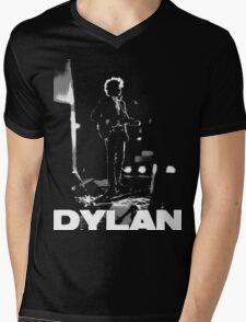 dylan on black Mens V-Neck T-Shirt