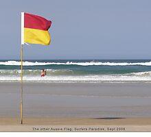 The 'other' Aussie Flag by Susie Raine