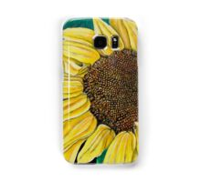 sunflower show Samsung Galaxy Case/Skin