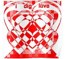 I Dig Love(2013) Poster