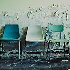 3 Chairs by Bethany Helzer