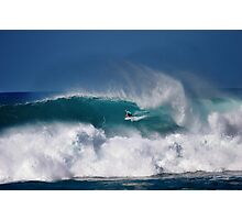 Dusty Payne At Vans Triple Crown of Surfing 2008 Photographic Print