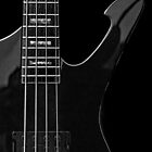 Ibanez 'Iceman Bass' Guitar by Stephen Knowles