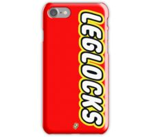 Leglocks BJJ iPhone Case/Skin