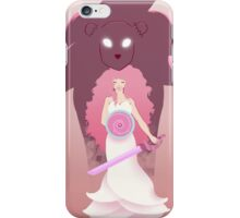 Valiant Like a Rose iPhone Case/Skin