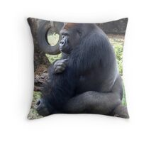Reprieved Throw Pillow