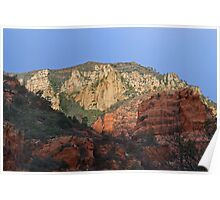 Sedona Red Rocks 2 Poster