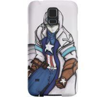 Assassin's Creed Captain America Samsung Galaxy Case/Skin