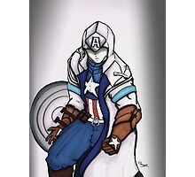 Assassin's Creed Captain America Photographic Print