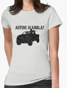 ANYONE IN KAVALA - Arma 3 Womens Fitted T-Shirt