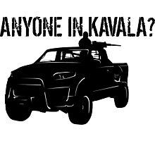 ANYONE IN KAVALA - Arma 3 Photographic Print