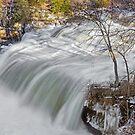 Raging Upper Cataract Falls by Kenneth Keifer