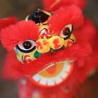 king lion dance by malina