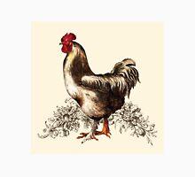 White Cochin Chicken Unisex T-Shirt