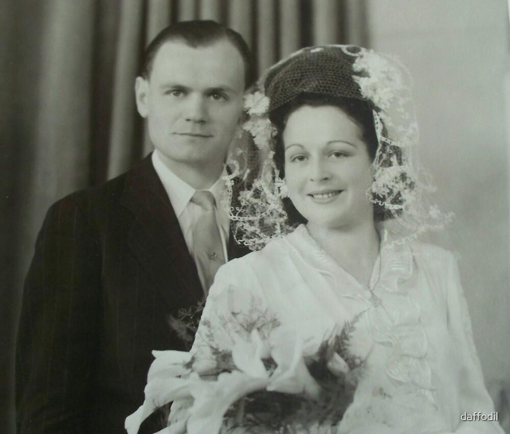 The newlyweds by daffodil