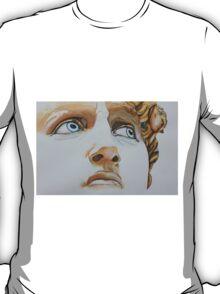 Michelangelo's David: Those Eyes! T-Shirt