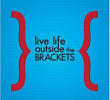 LIfe outside the brackets by Paul Lawrence