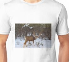 Whitetail Buck  Unisex T-Shirt
