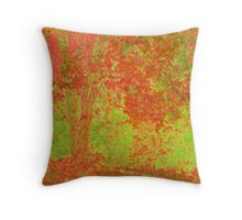 Fall Splender in Pop Throw Pillow