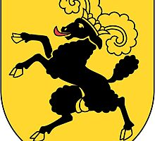 Coat of Arms of Schaffhausen Canton by abbeyz71