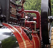 Marshall Steam Traction Engine by daimonic