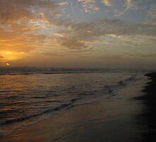 Caribbean Sunrise by bengel