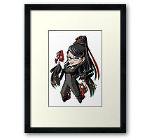 Bayonetta Framed Print