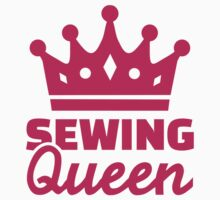 Sewing queen by Designzz