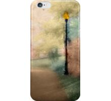 A Walk In The Park - Infrared Series iPhone Case/Skin