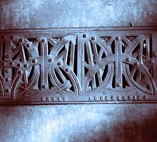 Storm Drain Grate by AlteriorMotives
