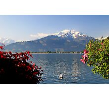 Zell am See view Photographic Print